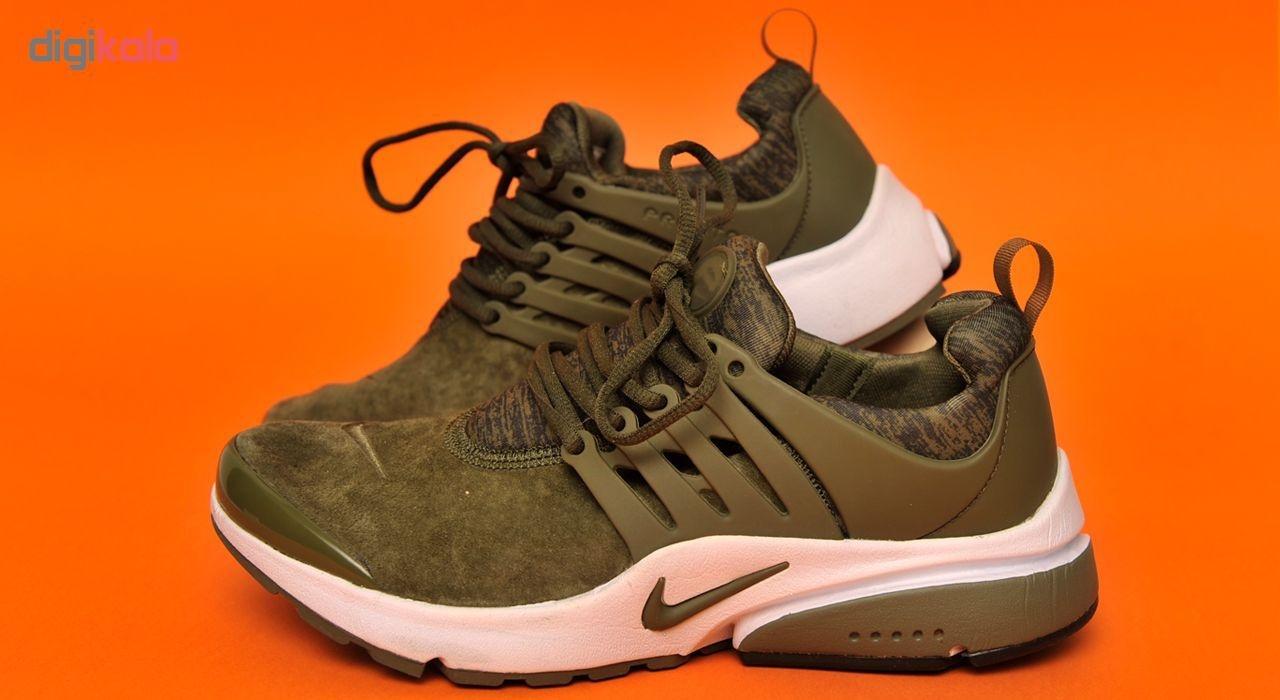 کفش مخصوص پیاده روی زنانه مدل AIR PRESTO BR GREEN