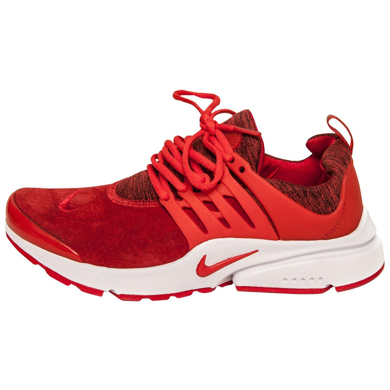 کفش مخصوص پیاده روی زنانه نایکی مدل AIR PRESTO BR RED