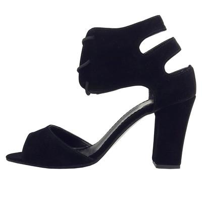 تصویر کفش زنانه پارمیدا مدل Fl.mhs.bnd.bl01