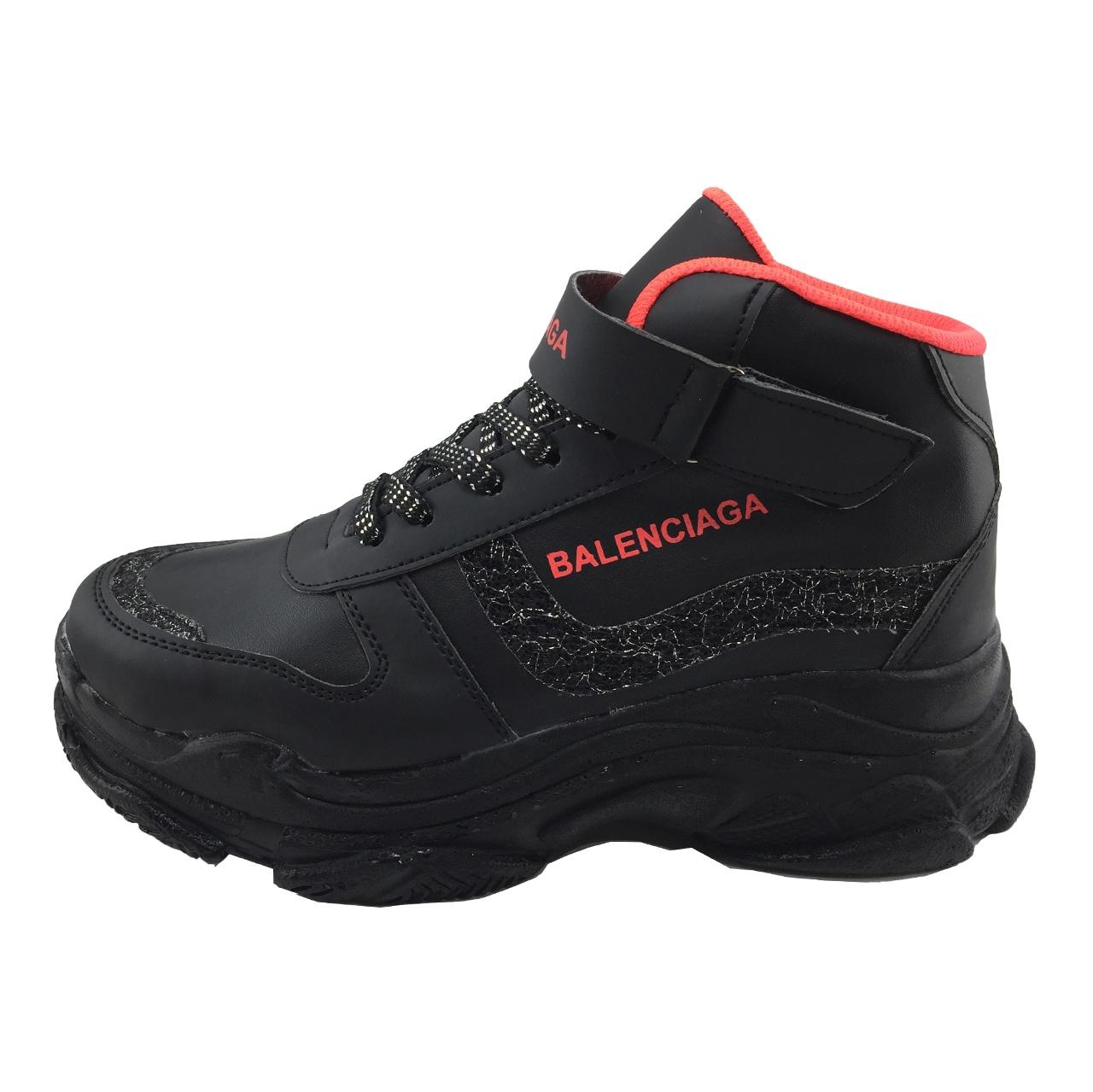کفش مخصوص پیاده روی زنانه مدل B167 رنگ مشکی