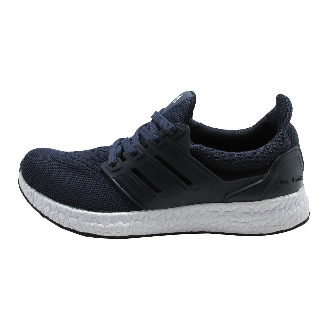 کفش پیاده روی زنانه مدل B22 رنگ آبی تیره