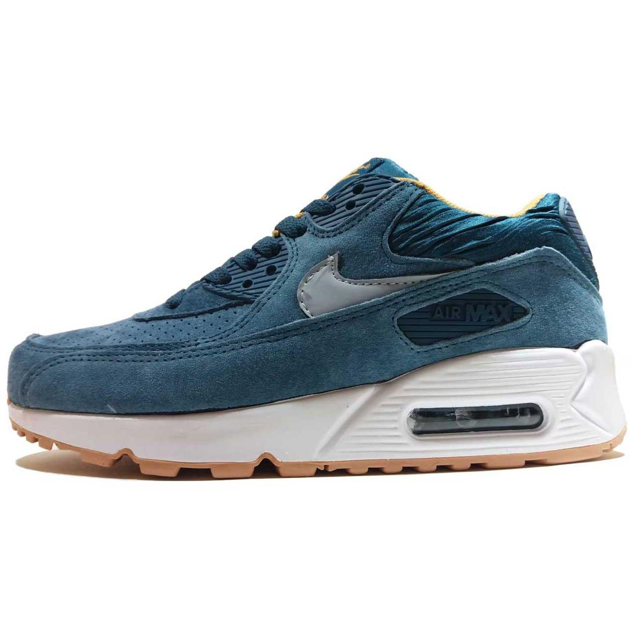 کفش مخصوص دویدن زنانه مدل Air max 90 LTHR_0012B