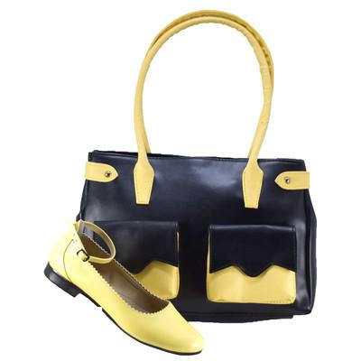 تصویر ست کیف و کفش زنانه آذاردو مدل SE002/21