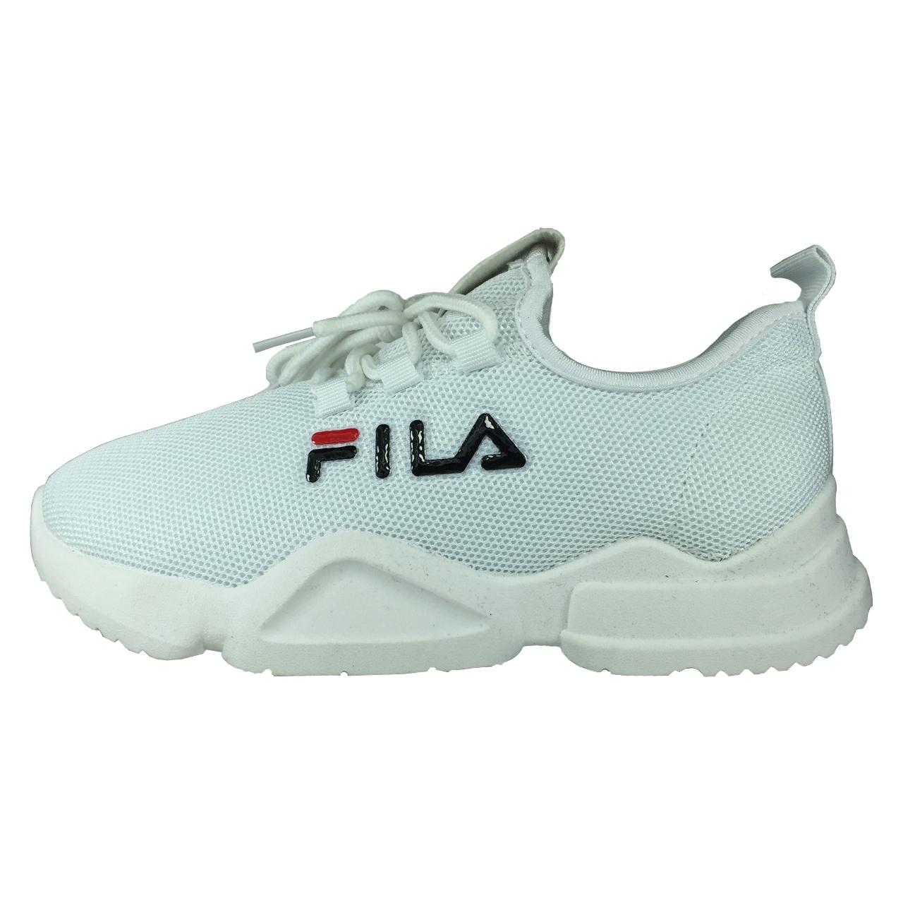 کفش مخصوص پیاده روی زنانه مدل B450 رنگ سفید
