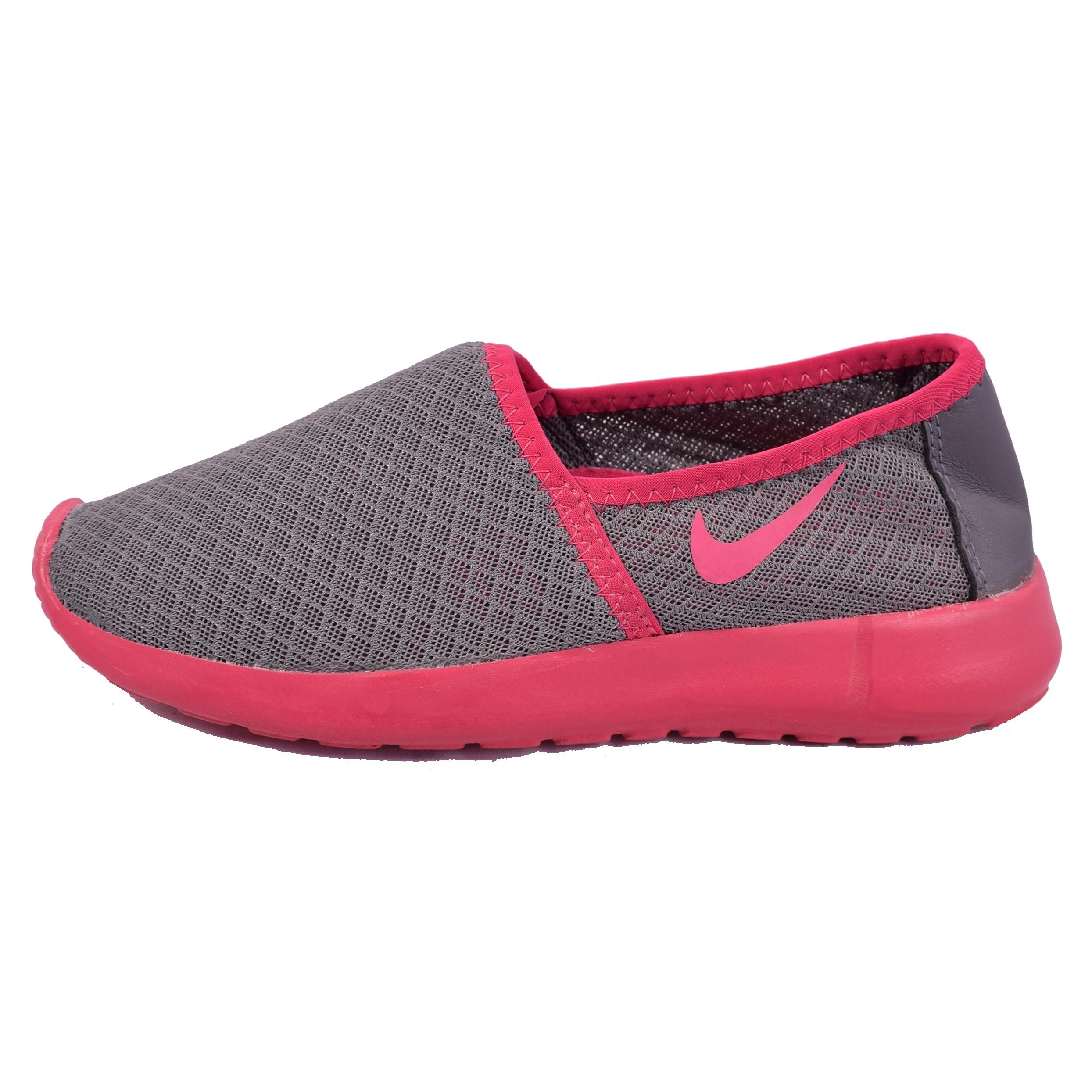 کفش مخصوص پیاده روی زنانه مدل هانی کد671 رنگ طوسی