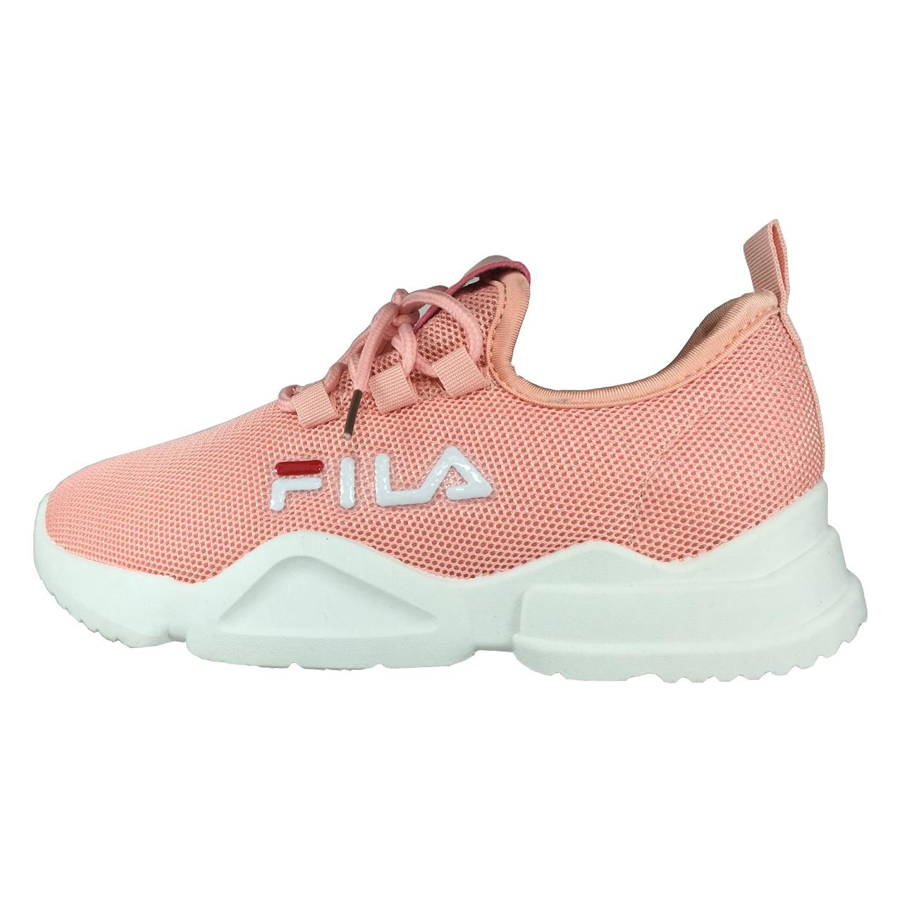 کفش مخصوص پیاده روی زنانه مدل B451 رنگ صورتی