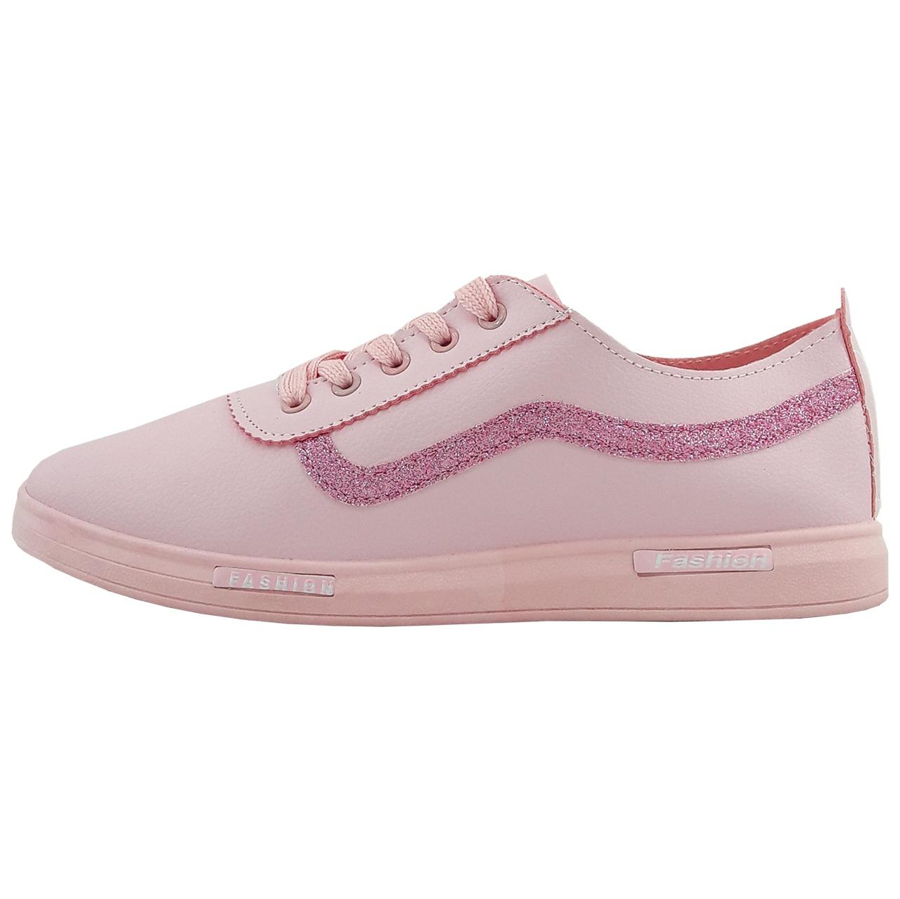 کفش مخصوص پیاده روی زنانه فشن مدل Vns.pnk01