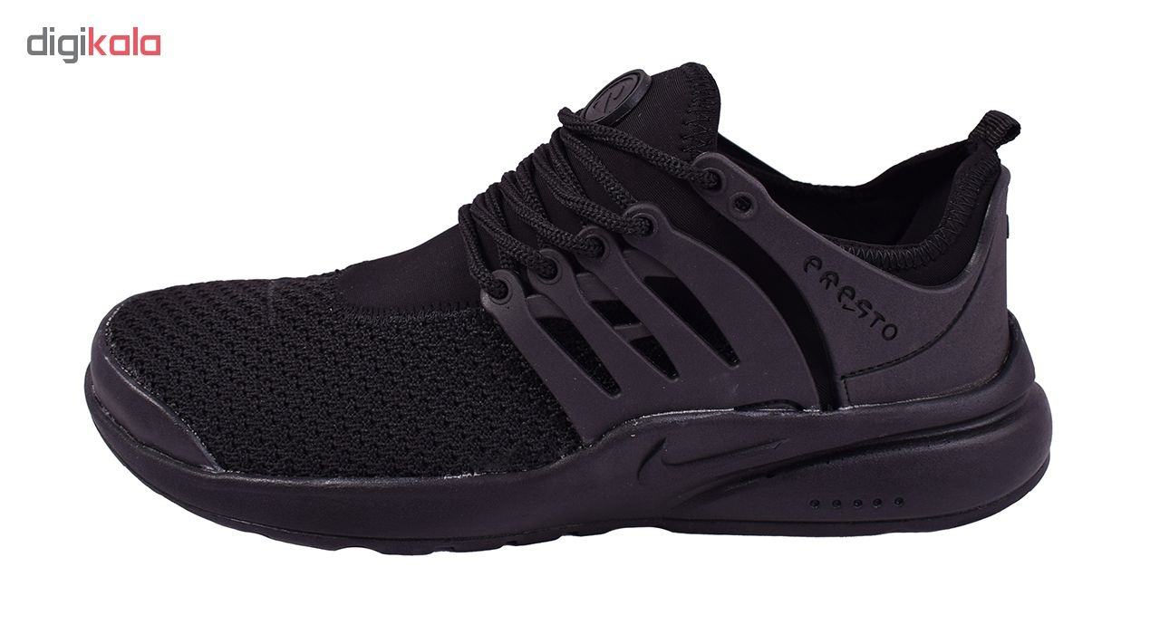 کفش مخصوص پیاده روی زنانه مدل Prsto کد7682 رنگ مشکی