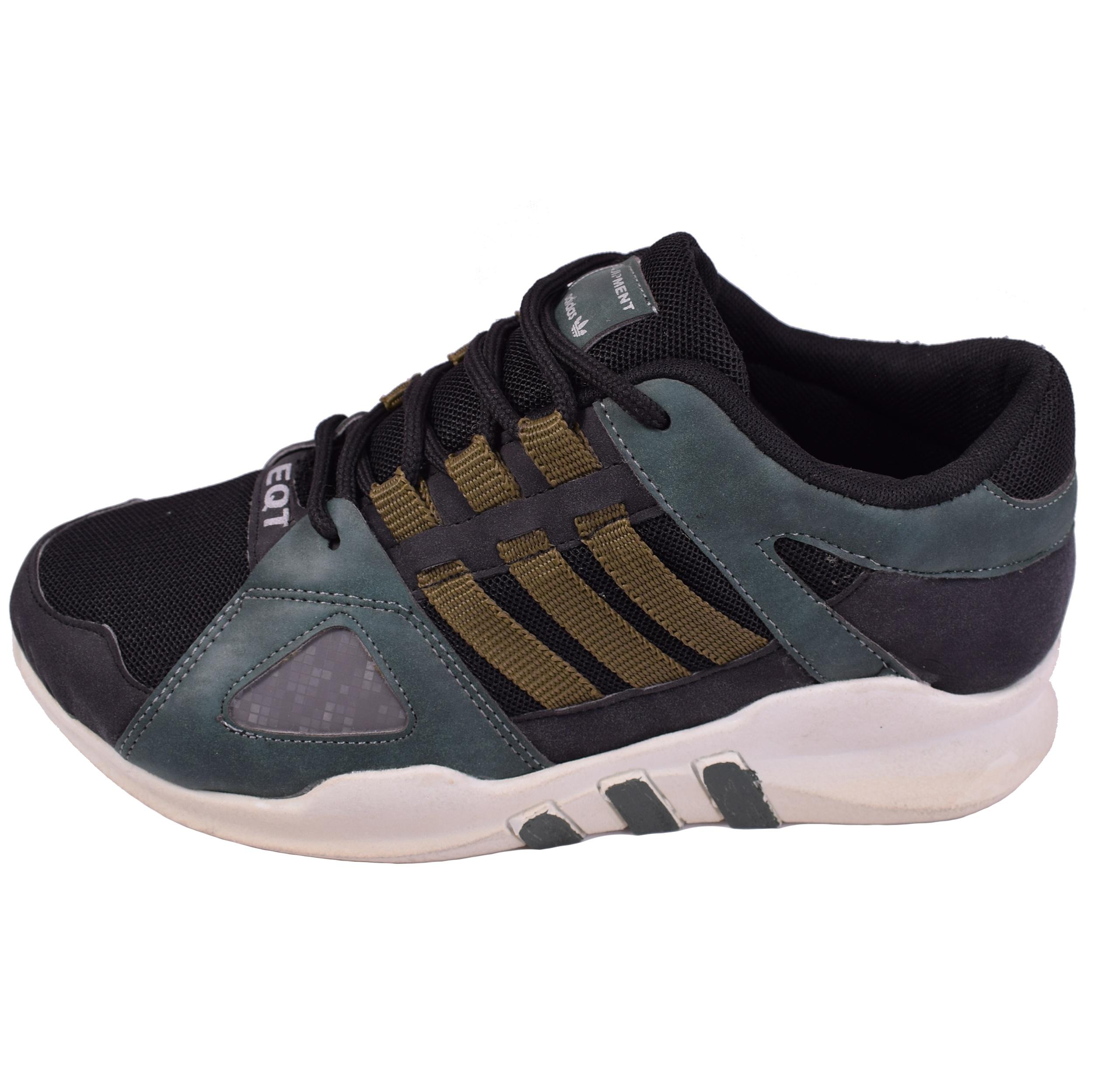 کفش مخصوص پیاده روی زنانه مدل ایکیو کد 8971 رنگ مشکی