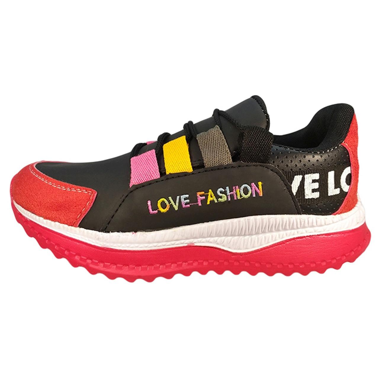 کفش ورزشی زنانه مدل LOVE-RZS01