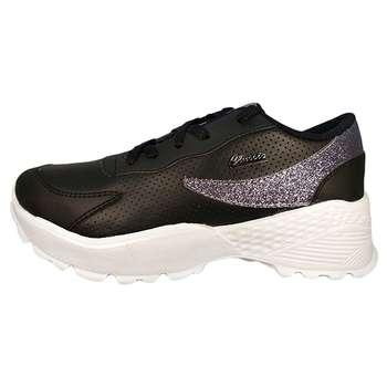کفش ورزشی زنانه مدل BLACK-ZS01