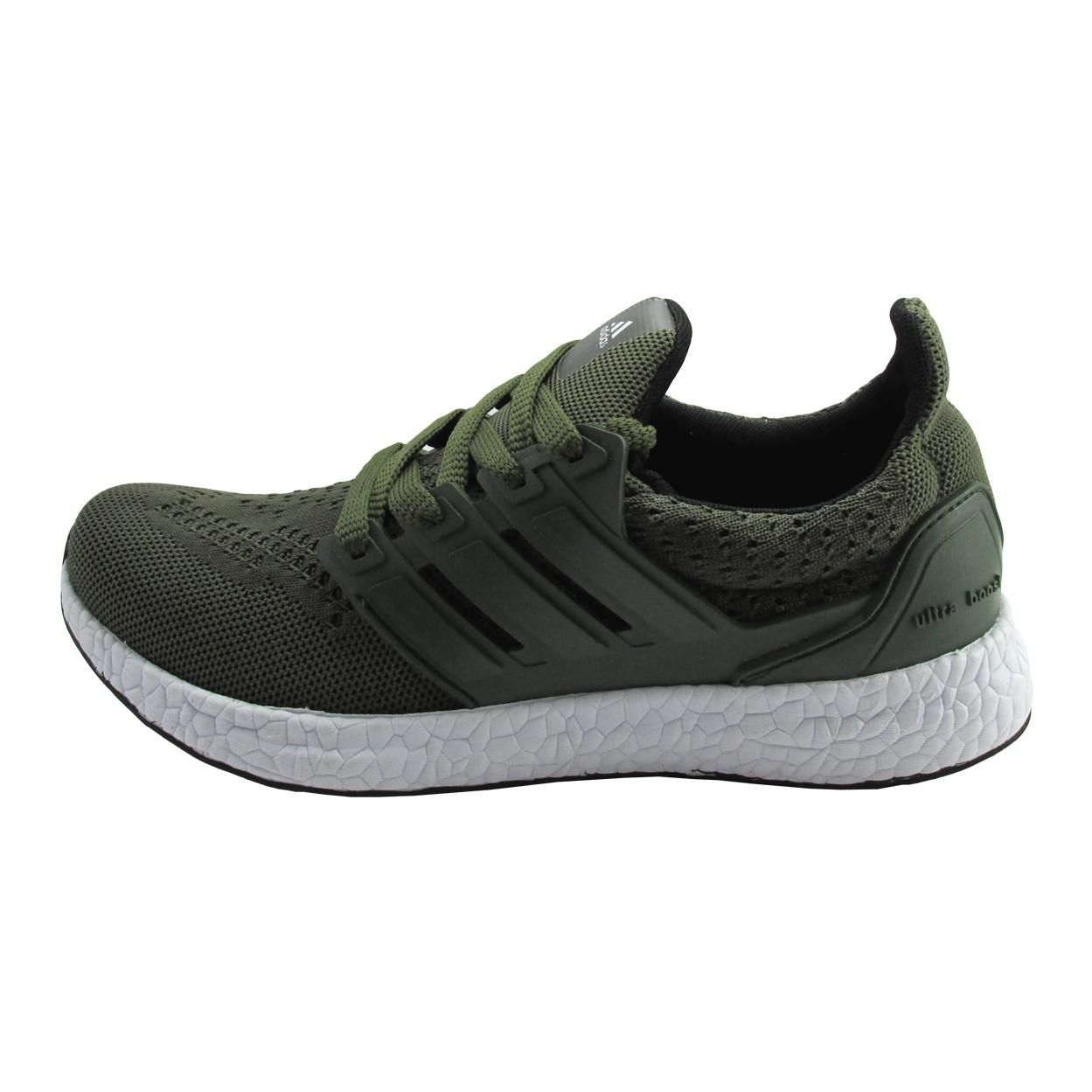 کفش پیاده روی زنانه مدل B23 رنگ سبز