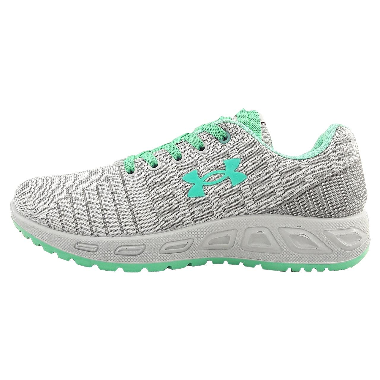 کفش مخصوص پیاده روی زنانه مدل Un srn-gr grn-bft01