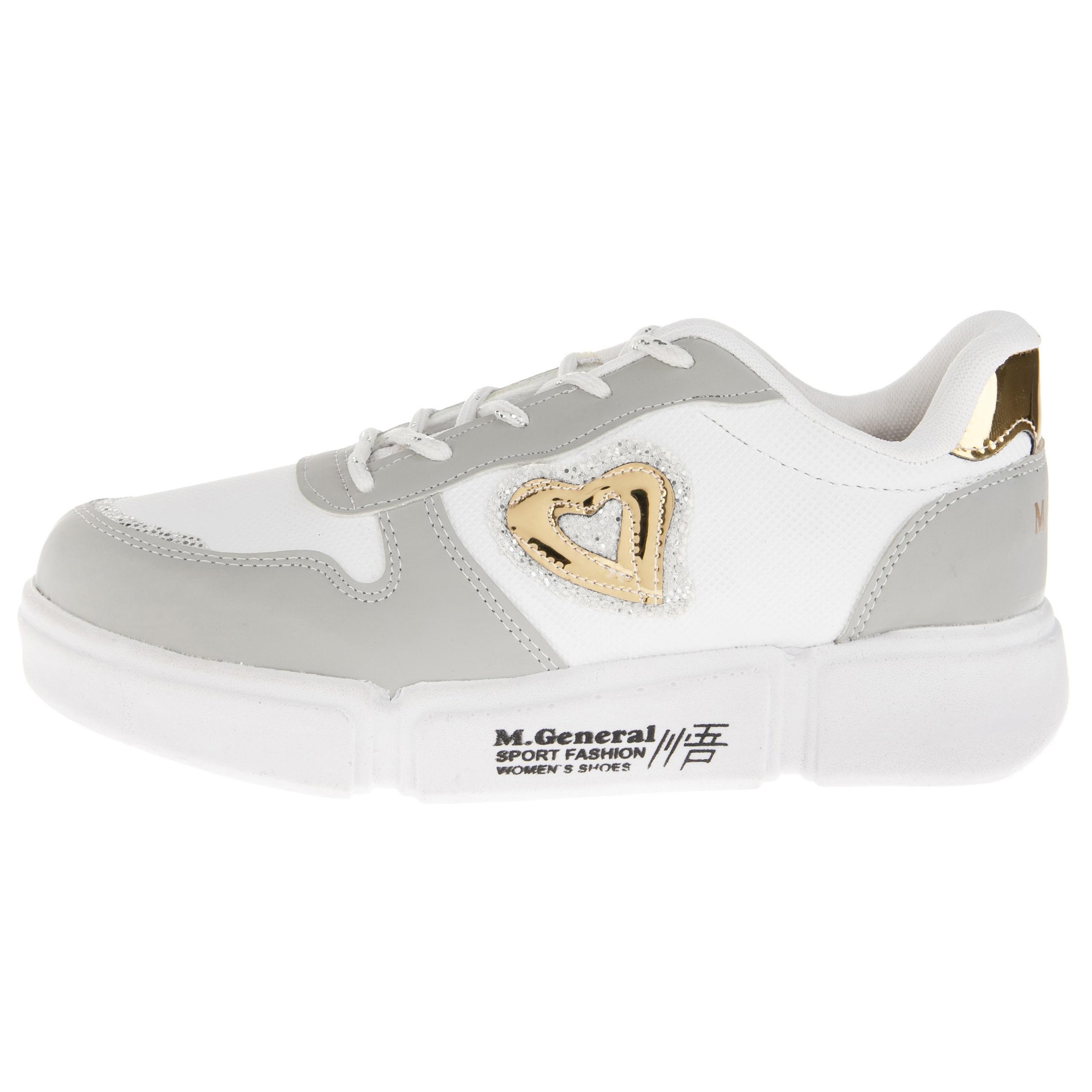 کفش مخصوص پیاده روی زنانه مدل m.general کد 666