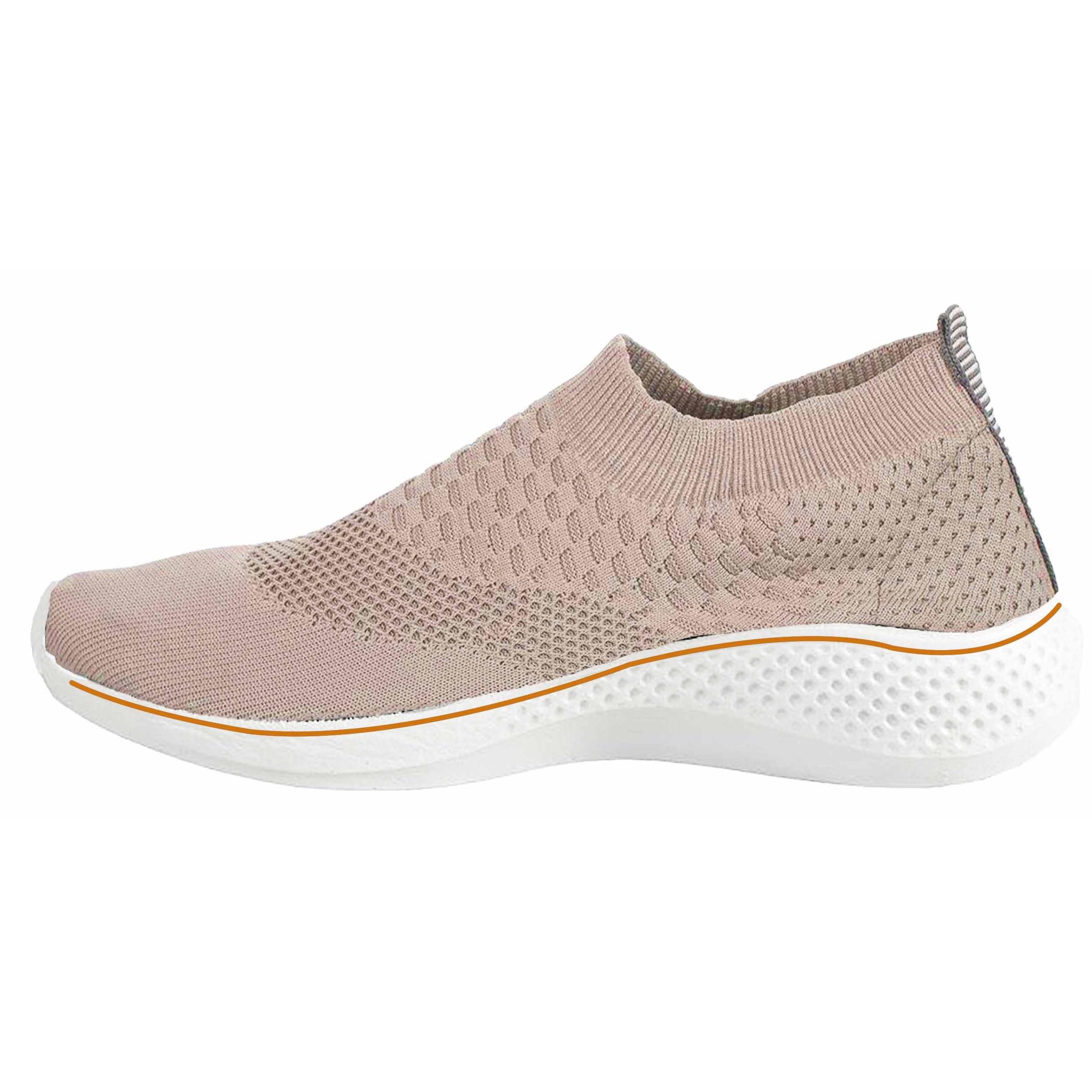 کفش مخصوص پیاده روی زنانه نسیم مدل پاریس میانه کد W301              خرید