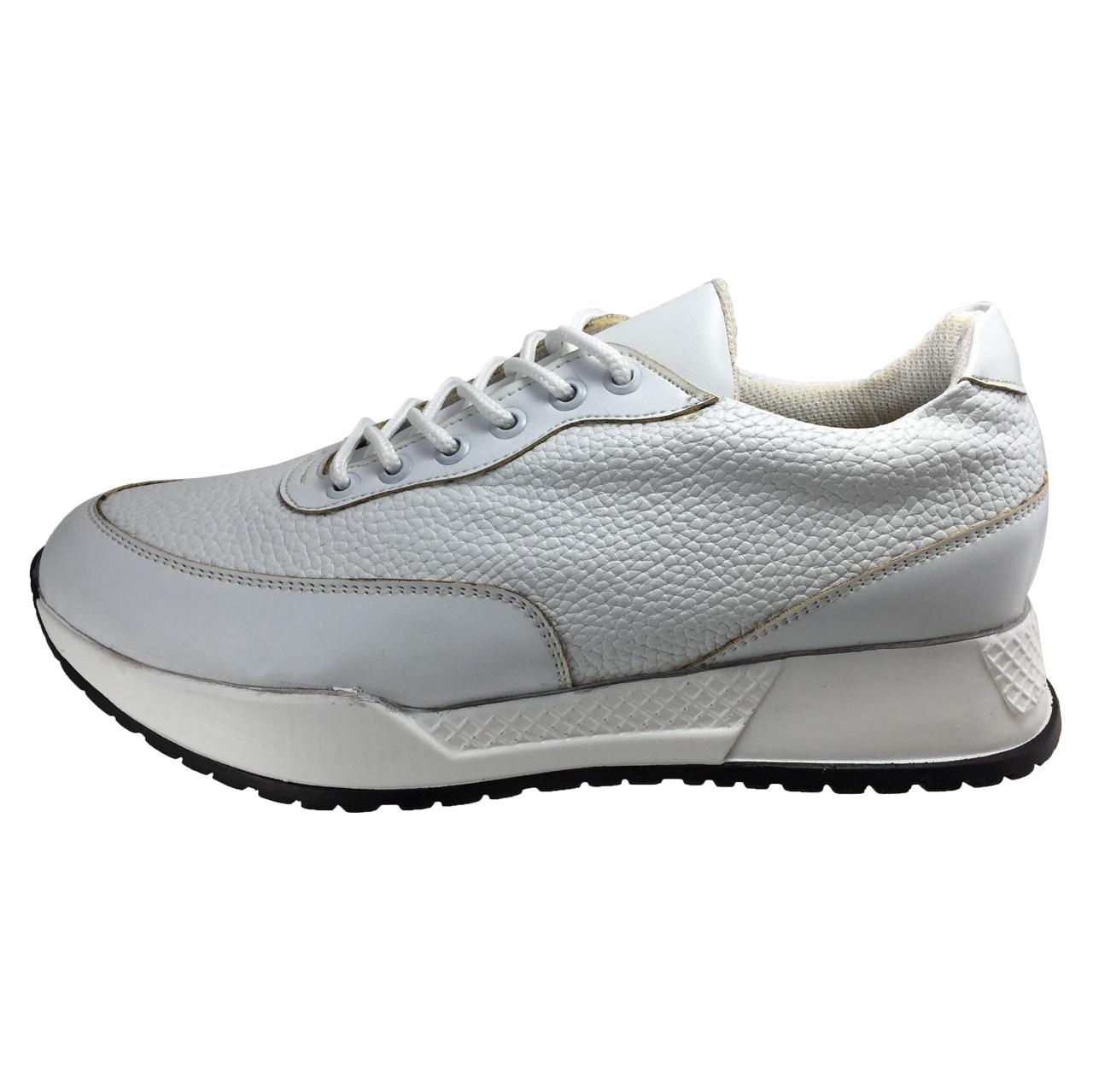 کفش مخصوص پیاده روی زنانه مدل B117 رنگ سفید