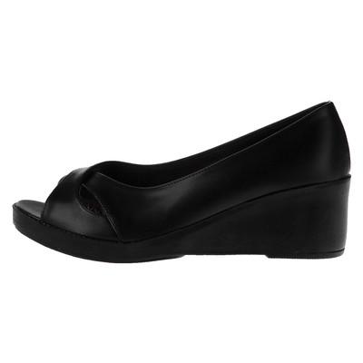 تصویر کفش زنانه ونوس مدل sahar رنگ مشکی