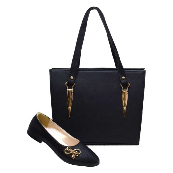 ست کیف و کفش زنانه آذاردو مدل SE033-05