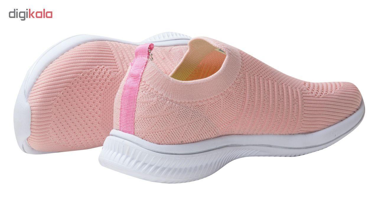 کفش مخصوص پیاده روی زنانه لیموطب مدل Z201Pi main 1 3