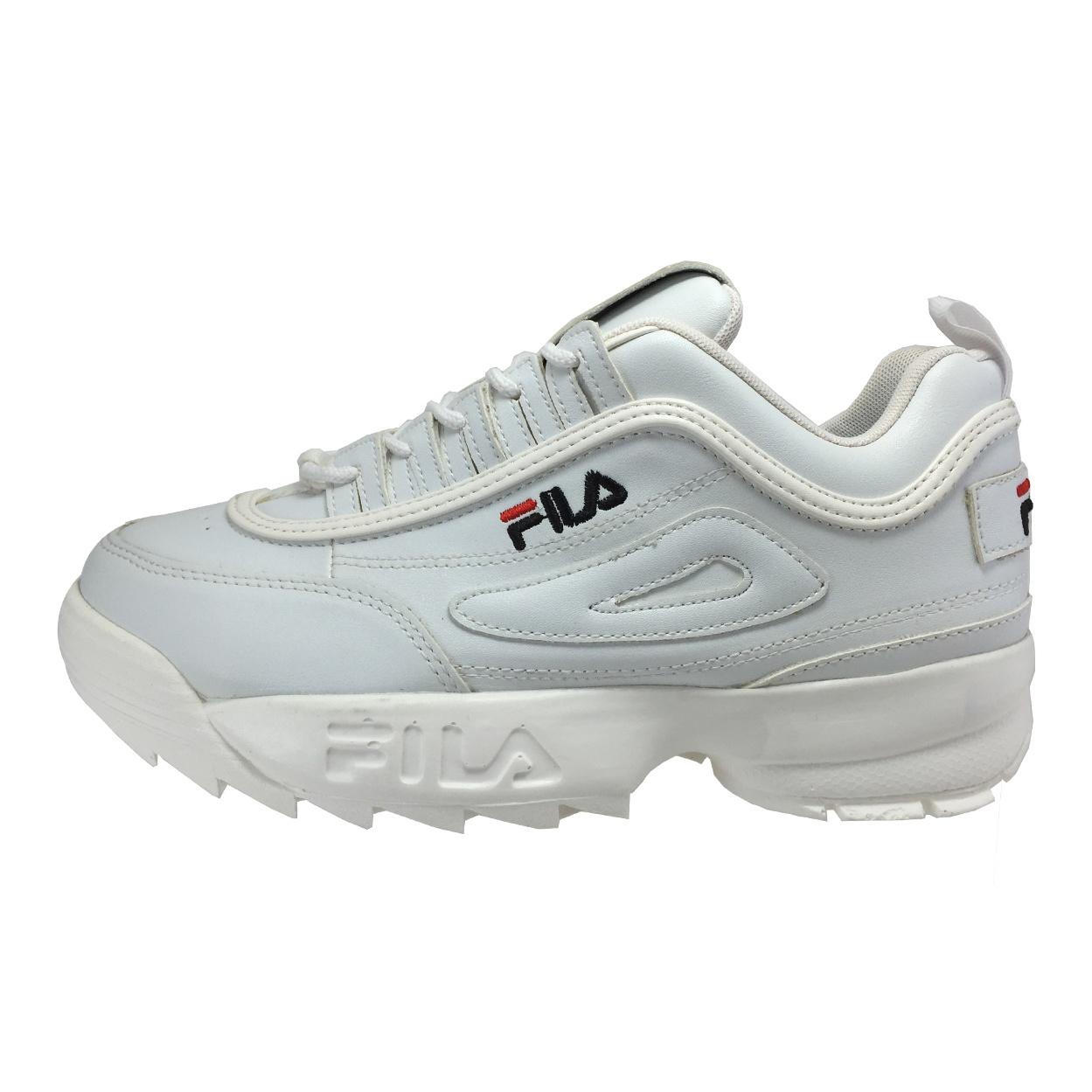کفش ورزشی زنانه مدل B102 رنگ سفید