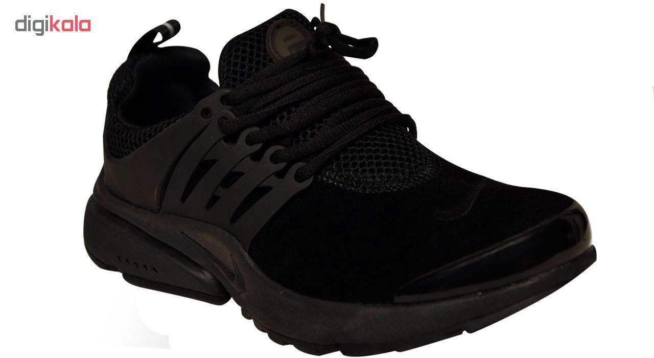 کفش مخصوص پیاده روی زنانه نایکی مدل AIR PRESTO BR BLACK