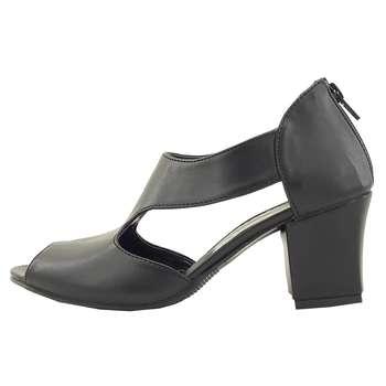 کفش زنانه فلور مدل Ps.zp.bl001