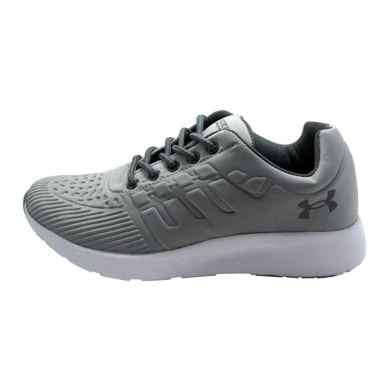 کفش مخصوص پیاده روی زنانه مدل B37 رنگ طوسی