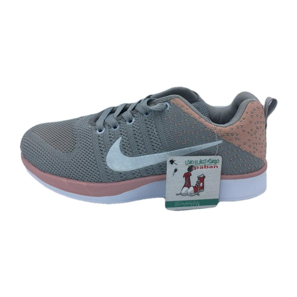 کفش مخصوص پیاده روی زنانه پابان مدل L 204 رنگ صورتی