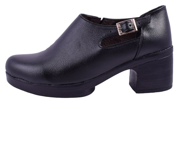 کفش طبی زنانه مدل نایس کد879 رنگ مشکی