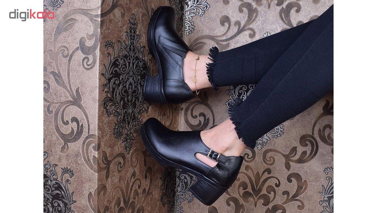 کفش طبی زنانه مدل نایس کد879 رنگ مشکی main 1 1