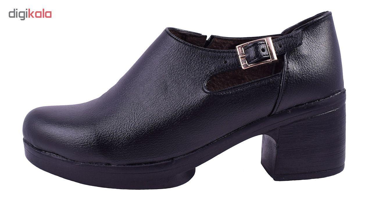 کفش طبی زنانه مدل نایس کد879 رنگ مشکی main 1 2
