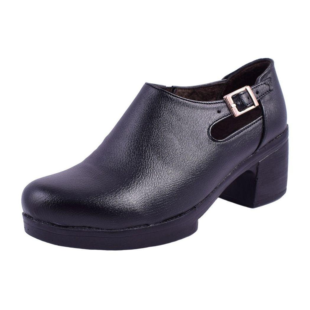 کفش طبی زنانه مدل نایس کد879 رنگ مشکی main 1 3