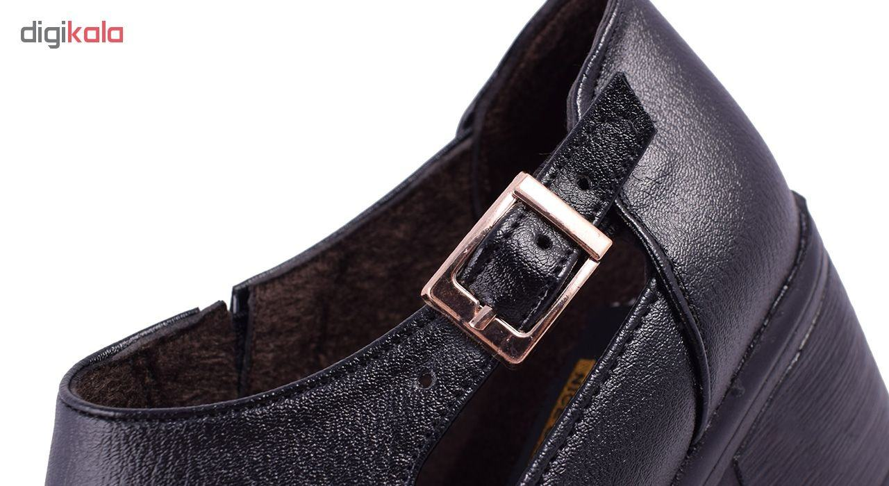 کفش طبی زنانه مدل نایس کد879 رنگ مشکی main 1 6