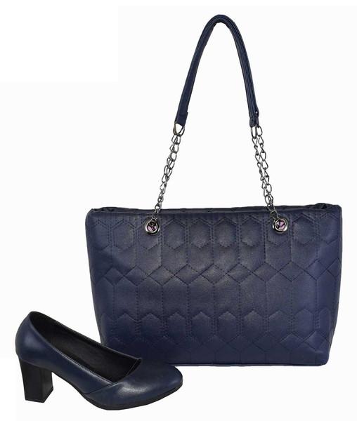 ست کیف و کفش زنانه کد SE043