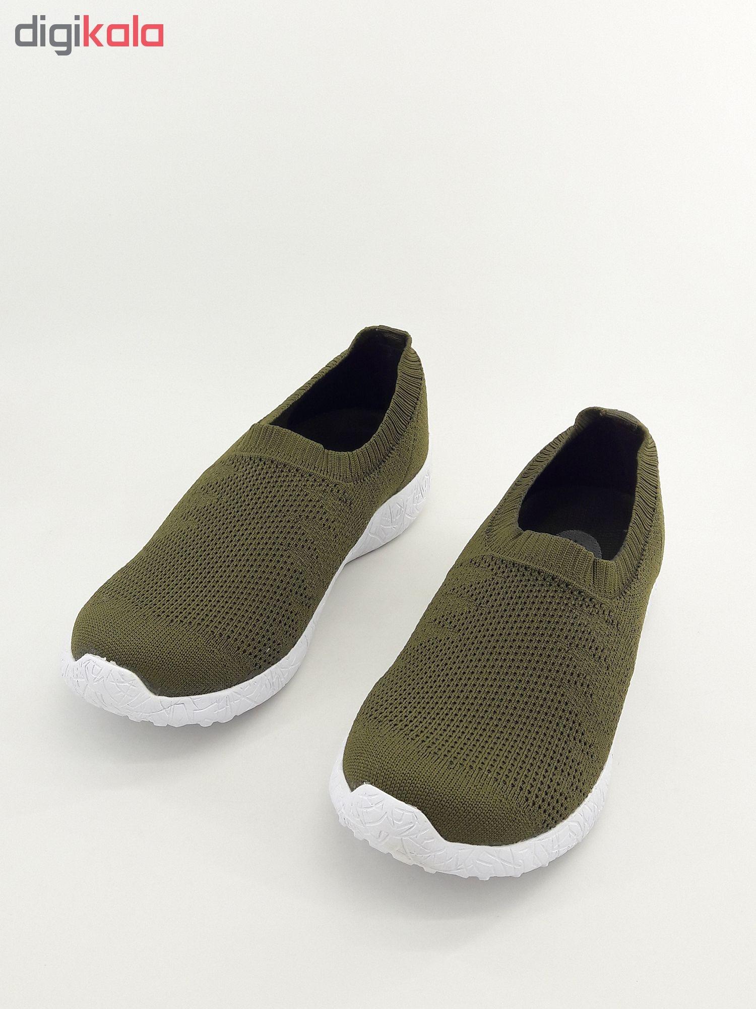 کفش مخصوص پیاده روی زنانه مدل S jhn.vr.gree-01