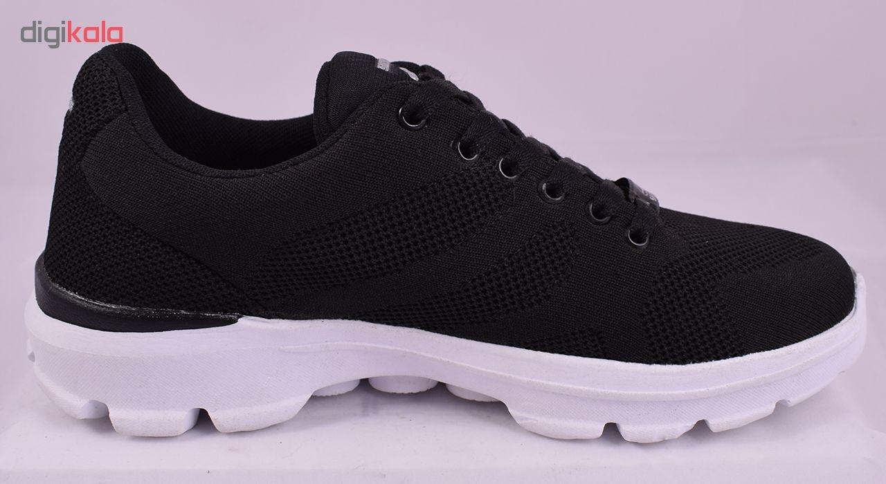 کفش مخصوص پیاده روی زنانه مدل Go walk کد981 رنگ مشکی