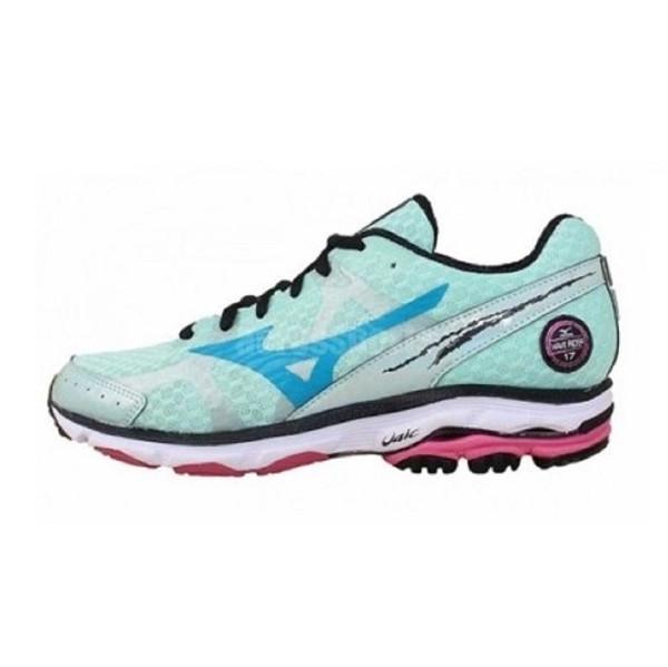 کفش مخصوص پیاده روی زنانه میزانو مدل WAVE RIDER 17
