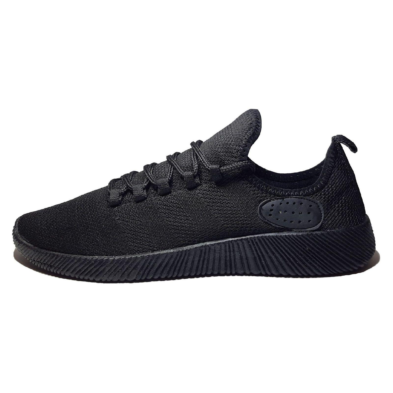 کفش مخصوص پیاده روی زنانه مدل Dharma Black W main 1 1
