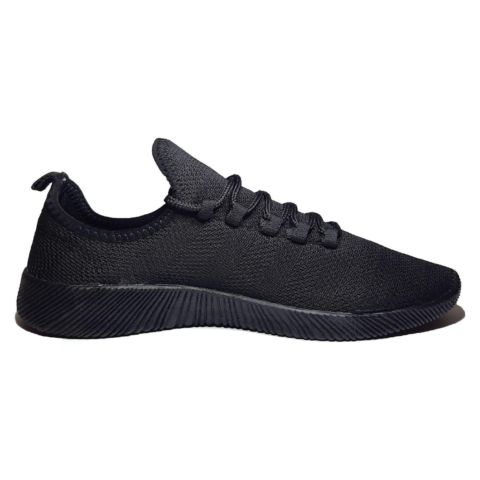 کفش مخصوص پیاده روی زنانه مدل Dharma Black W main 1 2