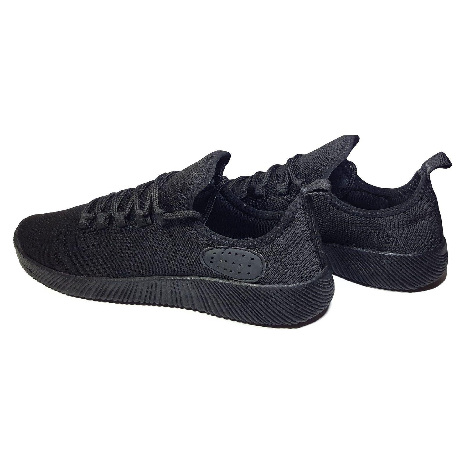 کفش مخصوص پیاده روی زنانه مدل Dharma Black W main 1 4