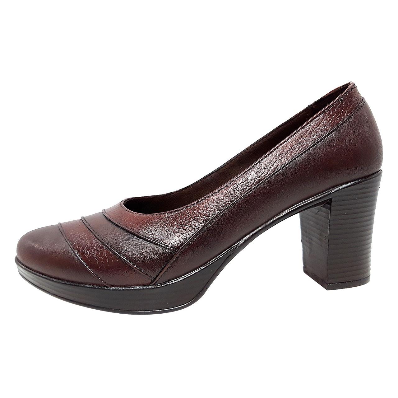خرید                      کفش زنانه روشن کد 7050 کد 02