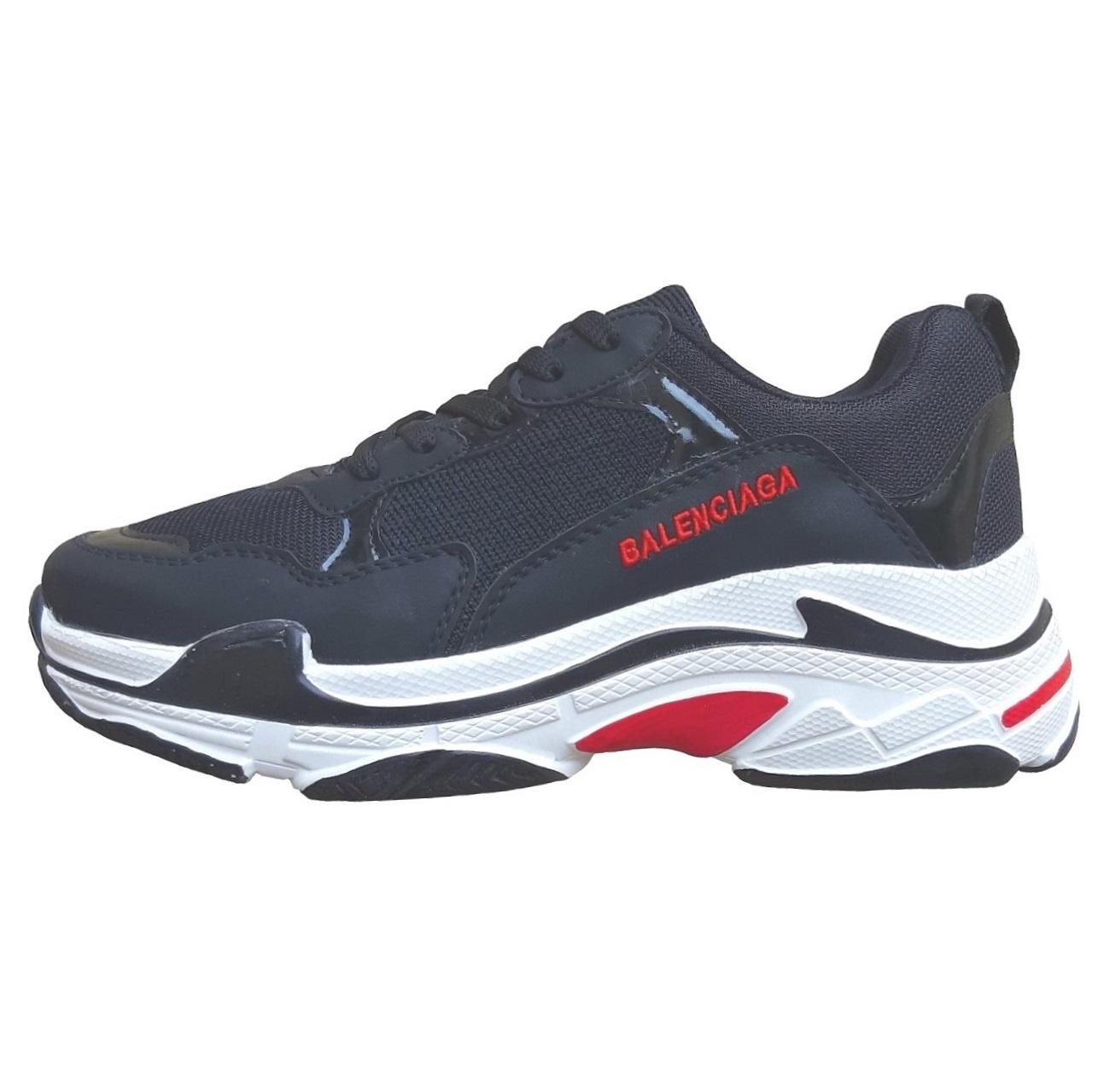 کفش راحتی زنانه کد 232002 رنگ مشکی