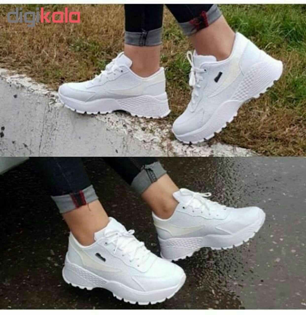 کفش مخصوص پیاده روی زنانه مدل کلاسیک کد 02 main 1 3