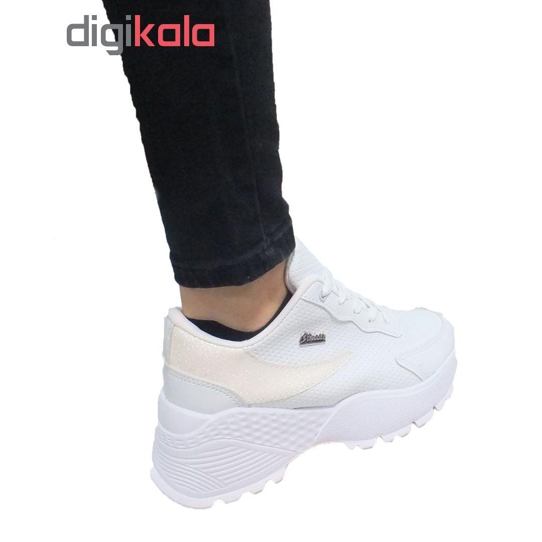 کفش مخصوص پیاده روی زنانه مدل کلاسیک کد 02 main 1 5