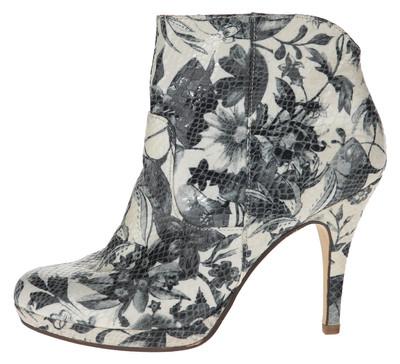 تصویر کفش پاشنه دار زنانه کد 04