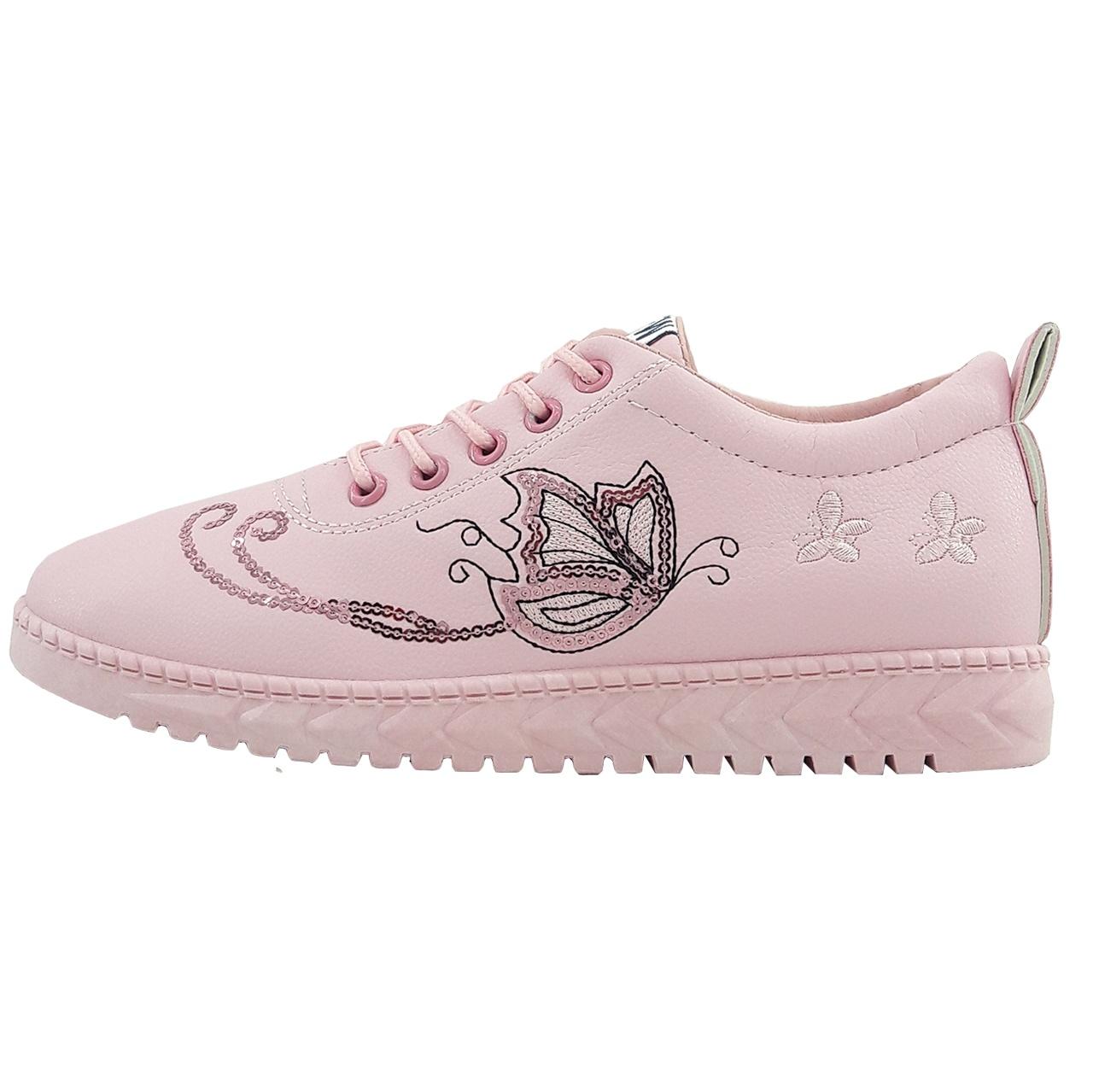 کفش راحتی زنانه مدل new colthing prv.pnk-01