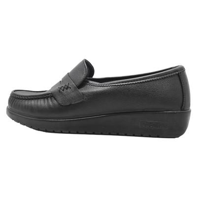 تصویر کفش طبی زنانه دکتر شول مدل Classic رنگ مشکی
