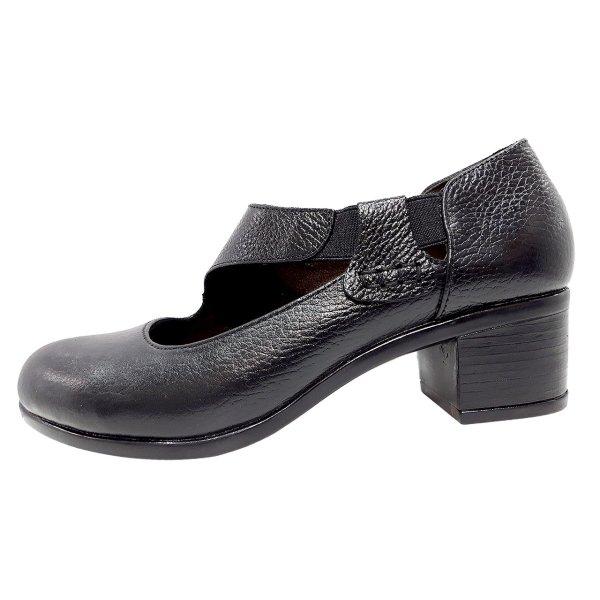کفش زنانه روشن مدل 2075 کد 01