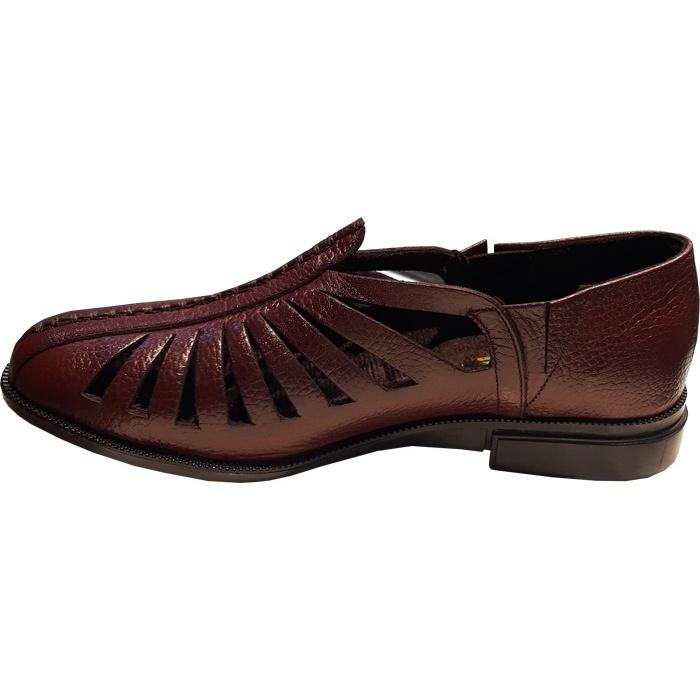 کفش چرم زنانه shw216.2