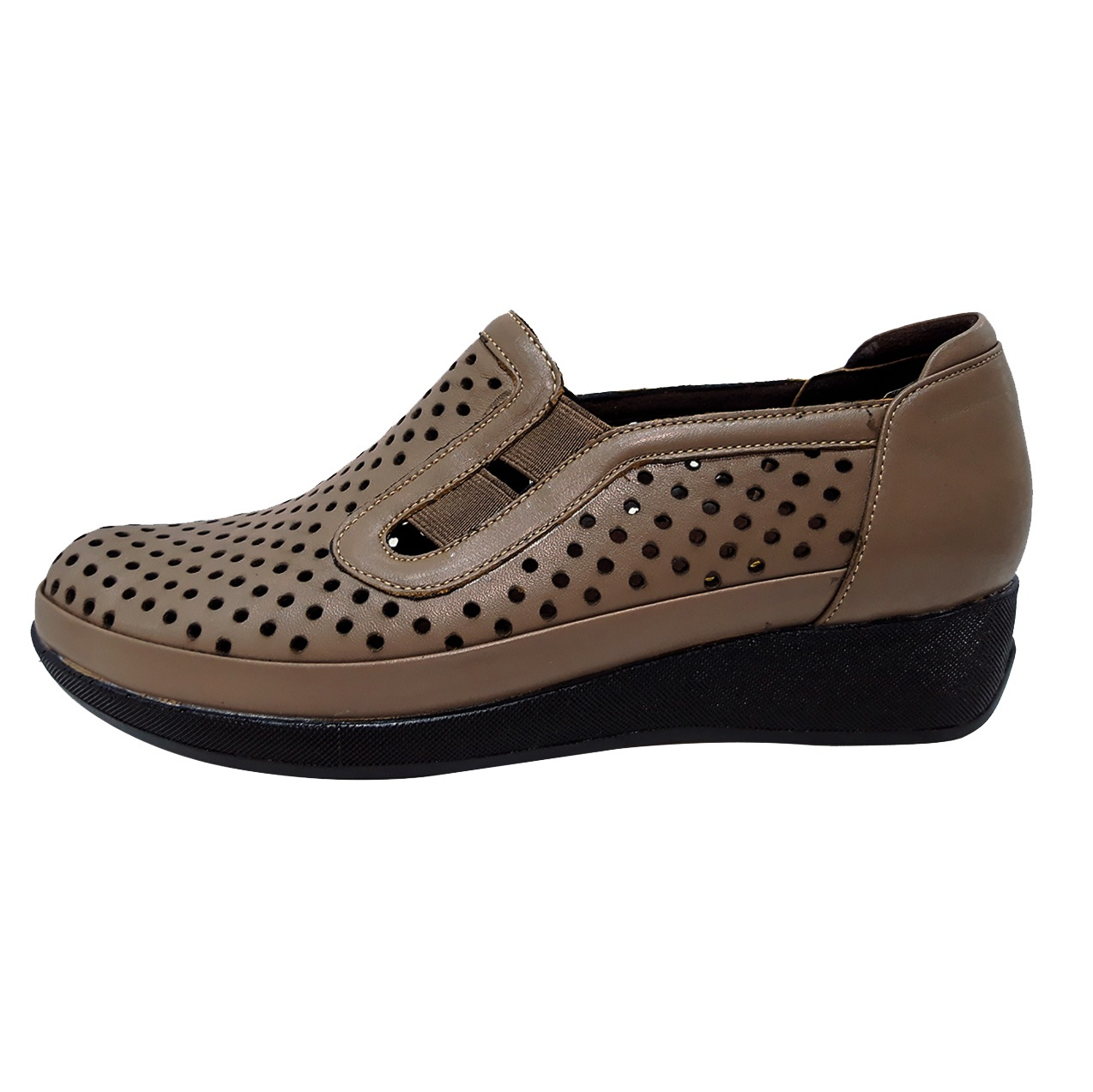 خرید                      کفش زنانه روشن مدل 2022 کد 04